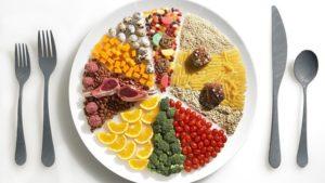 healthy food plate  - Prediabetes Oak Brook, IL